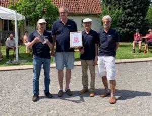 Siegerteam Eldagsen 1 2018/19